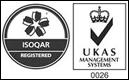 ISO-UKAS Logo