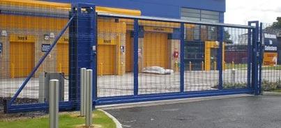Newgate Gates
