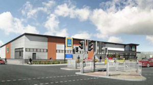 Aldi Automatic Challenger Rising Arm Traffic Barriers