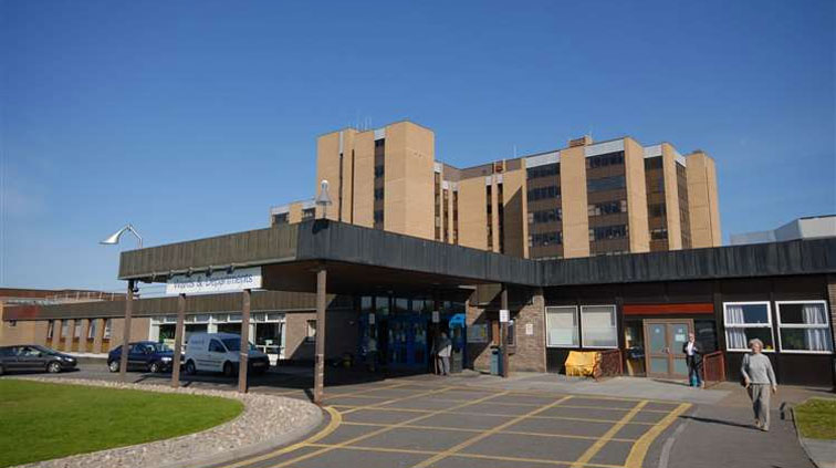 Raignmore Hospital Inverness