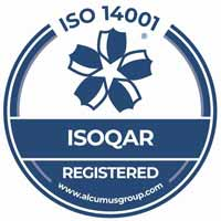 ISO 14001 Badge