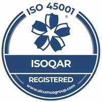 ISO 45001 Badge