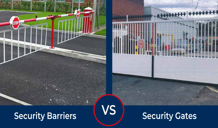 Barriers vs Gates