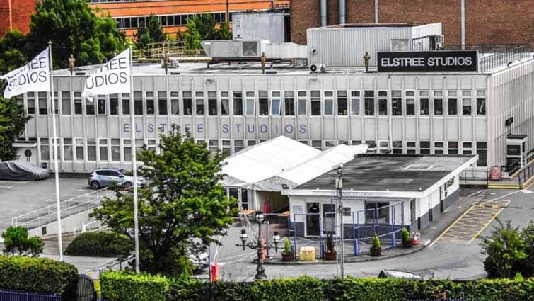 elstree studios exterior
